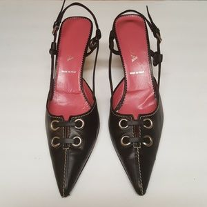 🎀PRADA🎀high heels pump size 8